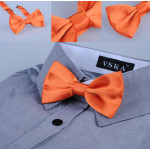 Orange bowtie classic