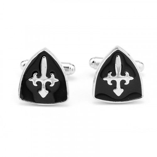 Запонки Army Badge French Style  Bow Tie House 06481