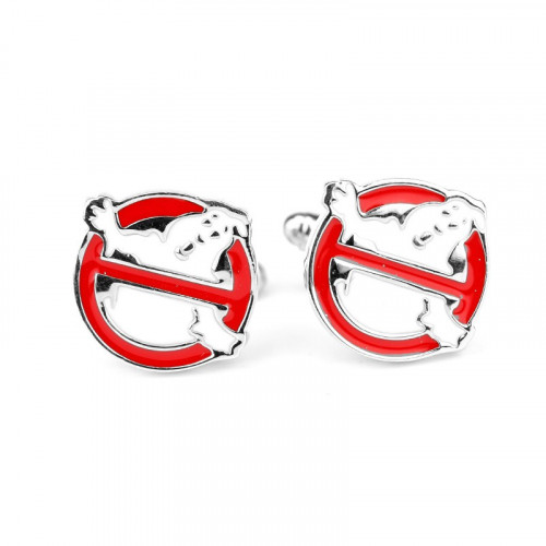 Запонки - Ghostbusters Bow Tie House 07075