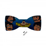Бабочка Beatles Yellow Submarine Bow Tie House 08320
