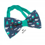 Бабочка Polar Bear S Bow Tie House 08567S