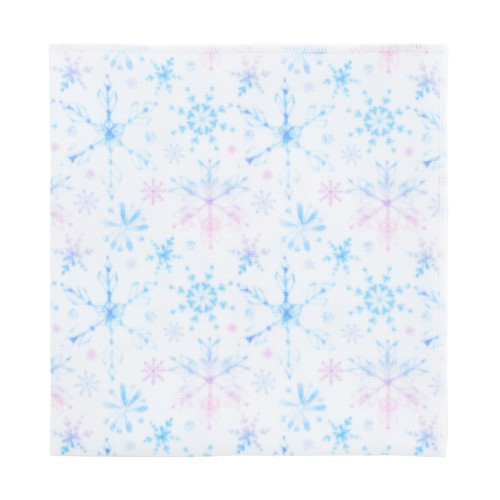 Платок Blue Snowflakes Bow Tie House 09904