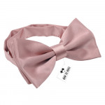 Бабочка большая атласная Dusty Rose Bow Tie House 10347L