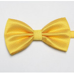 Yellow bowtie stylish 01