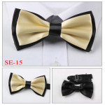 bowtie bilayer corn / black