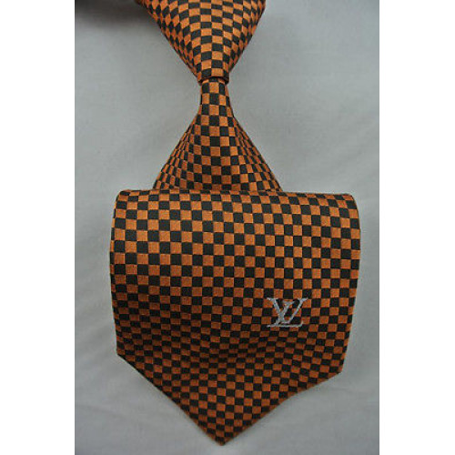 Галстук оранжевый Louis Vuitton Bow Tie House Basic 03582